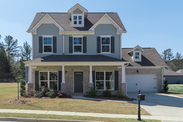 Virtual Tour of Birmingham Metro Real Estate Listing For Sale | The Weathersby at Helena Station, Helena, AL 35080